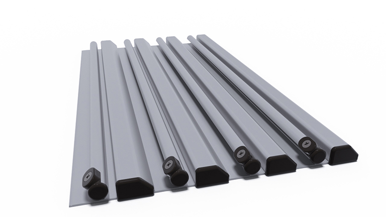 ALBIXON rails 70mm